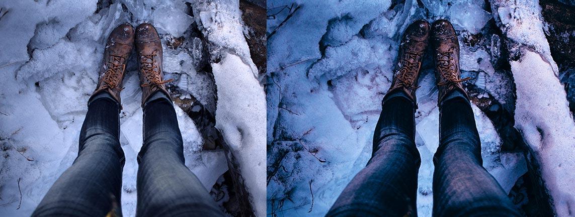 Пресеты Capture One 20 для зимних фотосессий | Capture One 20 presets for winter photoshoot