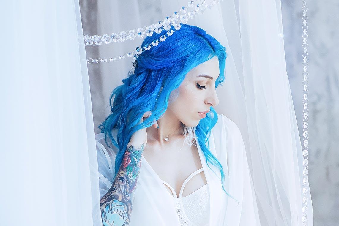Свадебный фотограф Находка - стильная съёмка с невестой в 2021 году