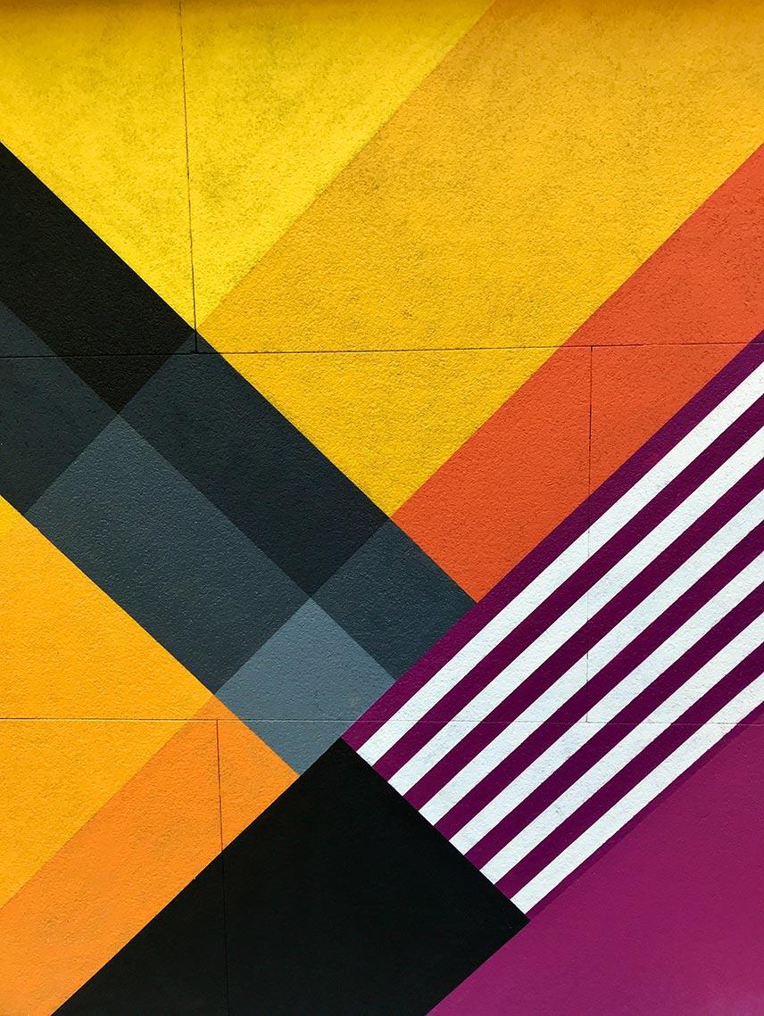 Абстрактный геометрический бесплатный фон для сайта