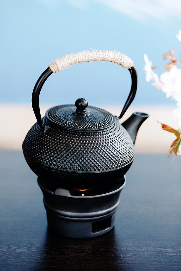 Чайная церемония (локация - японский сад Энси в Находке)