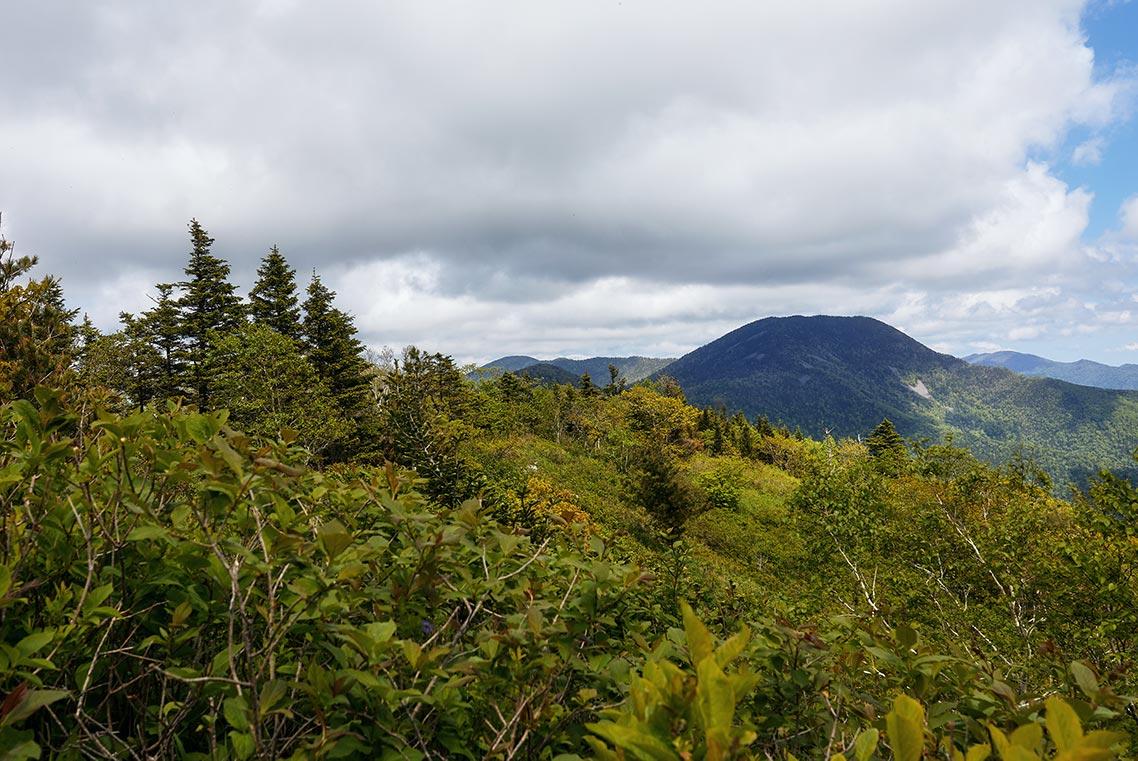 Гора Макарова (фото с вершины г. Макарихи)