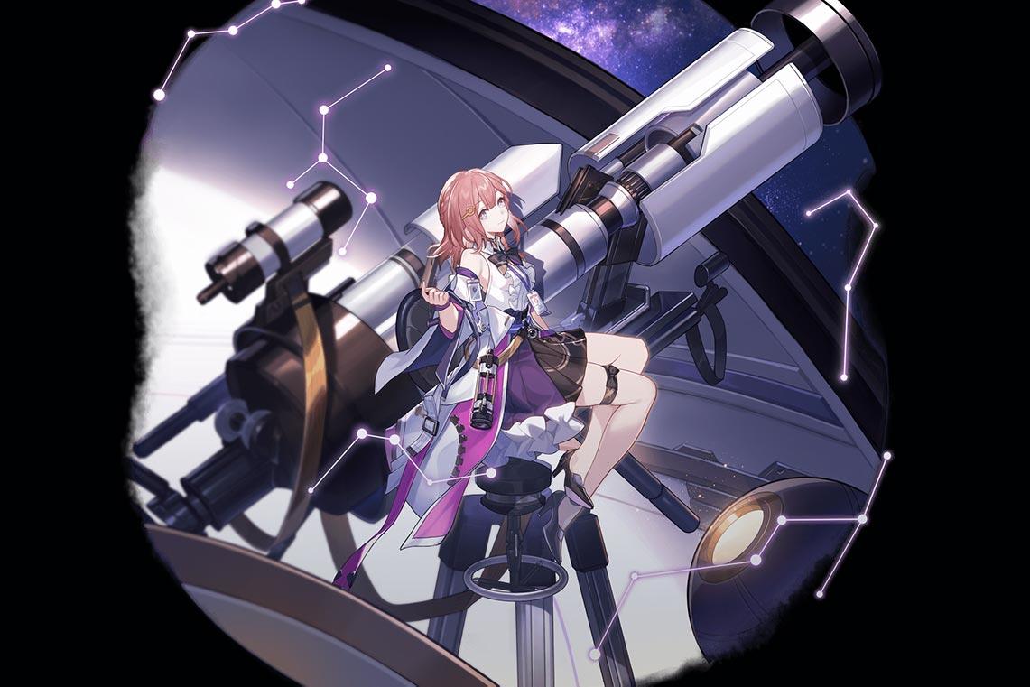 Фста (Asta) из игры Honkai Star Rail - история и сэйю персонажа