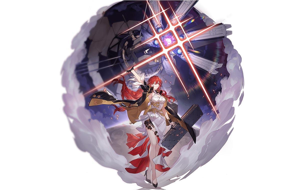 """""""Звездный исследователь"""" Химеко (Starward Explorer Himeko) из игры Homkai: Star Rail (история и сэйю персонажа)"""