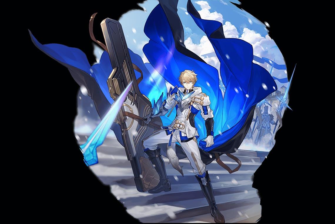 Гепард из игры honkai Star Rail - сэйю и история персонажа